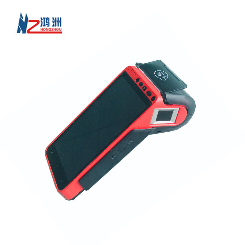 HZ-CS10 Android Payment Handheld Smart Point of Sale Terminal