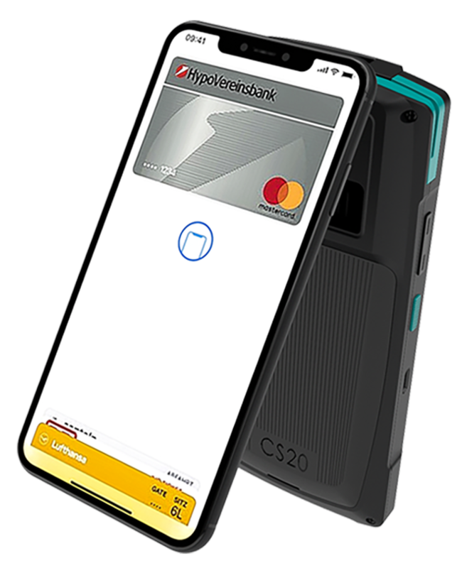 Android 10.0 System POS Terminal With Barcode Scanner