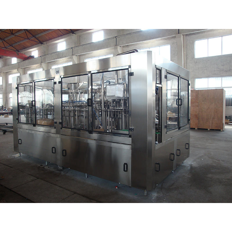 Automatic juice coconut water filling machine processing production line