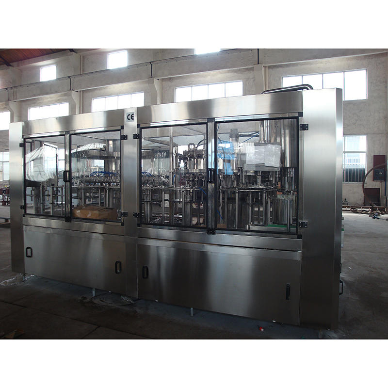 Automatic juice concentrate production line juice filling and packing machine making line