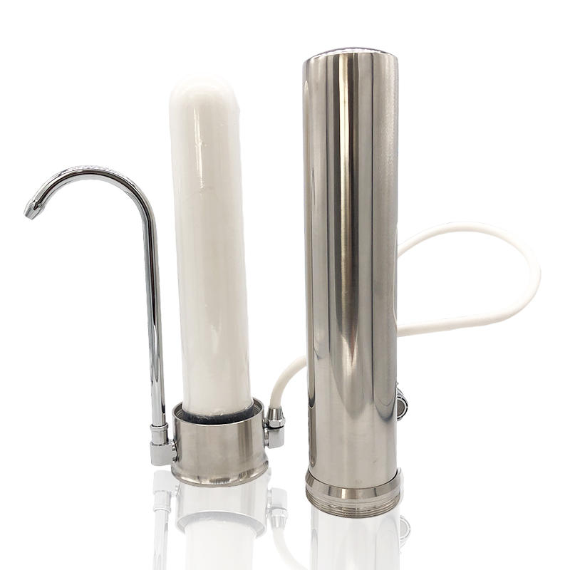 OEM On-line Hot Selling Treatment Wholsale Wall-mounted Water Filter Portable Water Purifier Jug Water Filter Machine