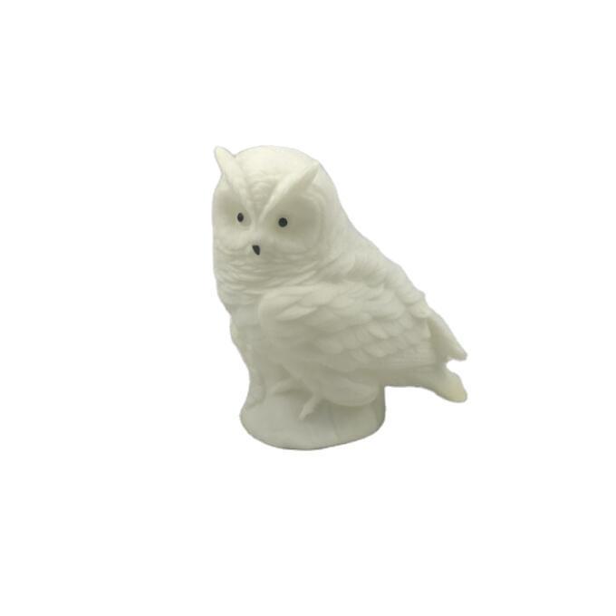 LED Creative Cute owl cartoon ECO-ABS battery cartoon night light gift for Children Baby Kids