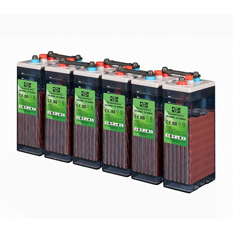 Batterie Opzs Battery Batterie Price 2V 500Ah 600Ah 650Ah 1000Ah 2000Ah 3000Ah