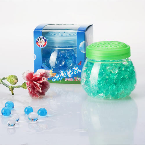 Wholesale tasteless fragrance beads water beads magic jelly ball children toys home decoration hydrogel beads