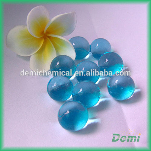 15 Colors Crystal Mud Soil Water Beads Pearl Shape, ForVase Decoration and Water Decoration Suction Beads