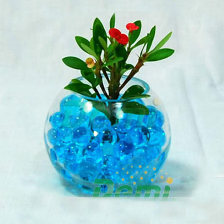 Economical Water Gel Beads Bio Gel Beads for Planting & Vase Decoration With Sap