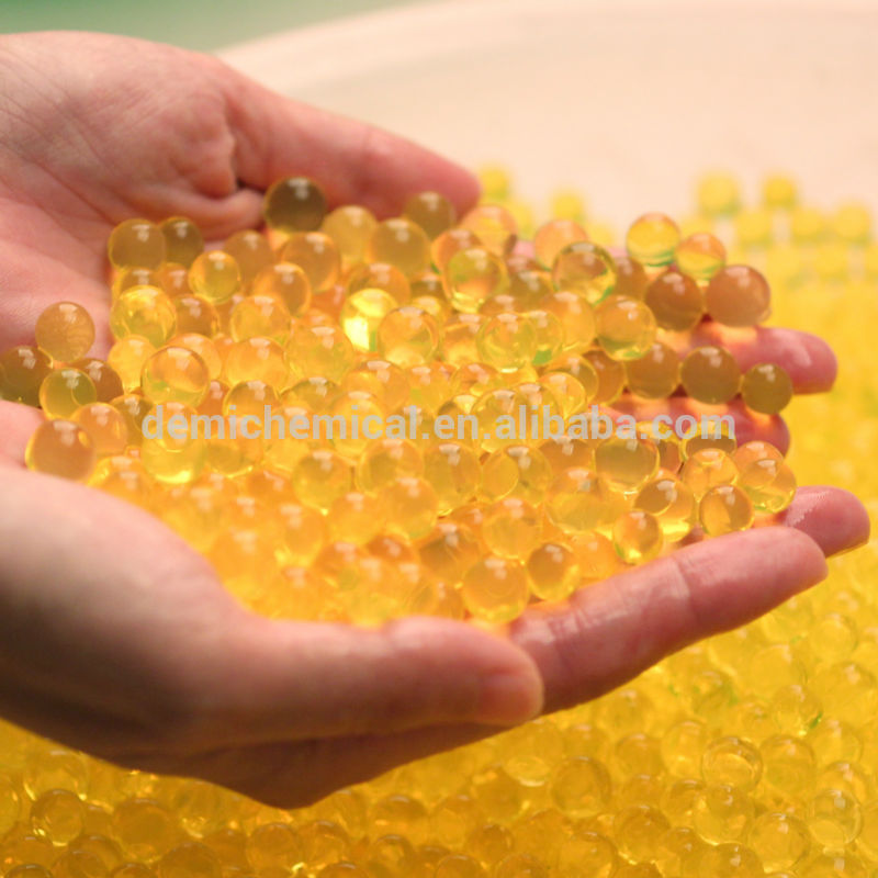 Biodegradable Water Absorbent Polymer Magic Water Gel Beads