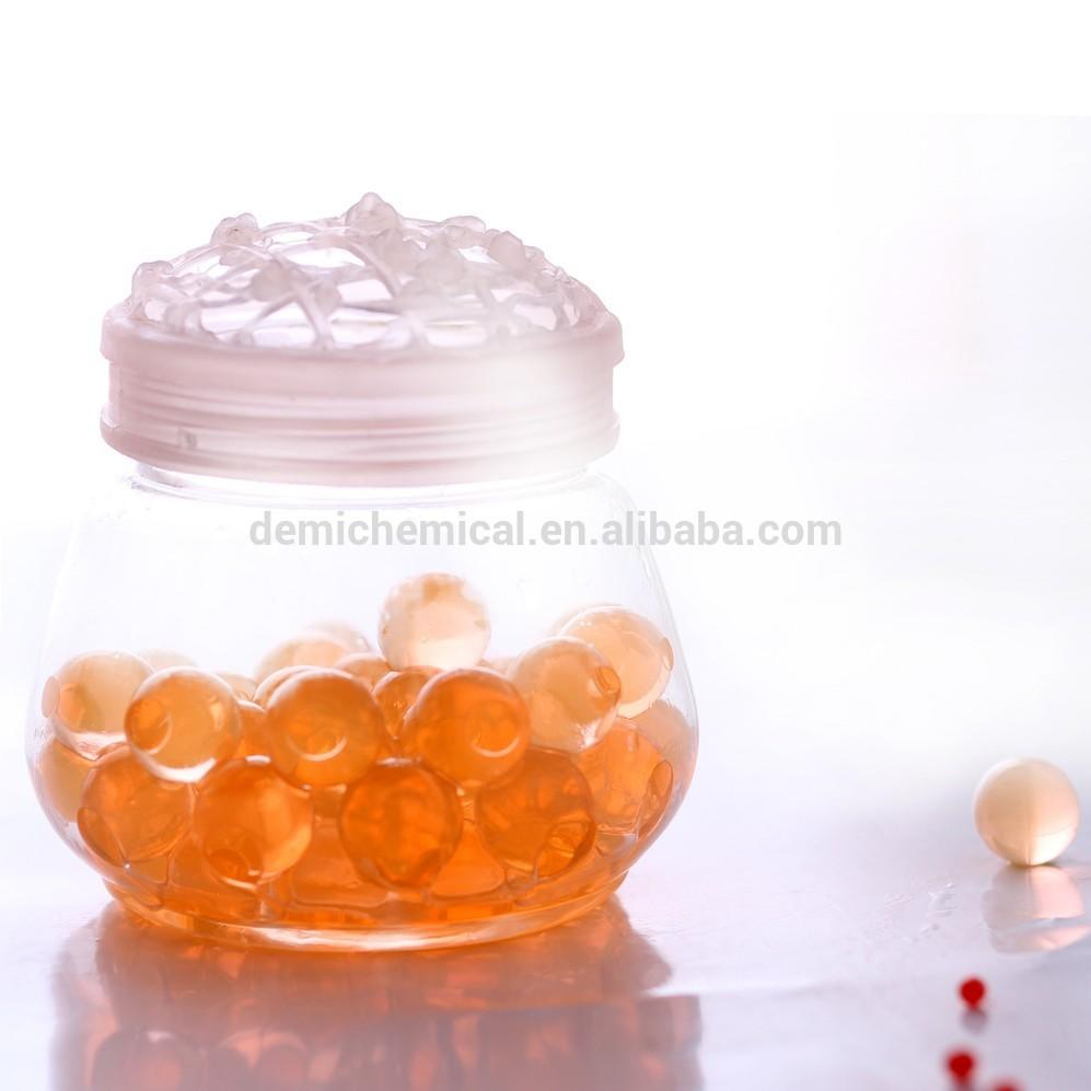 Biodegradable Wholesale Unscented Clear Magic Gel Aroma Water Beads for Air Freshener