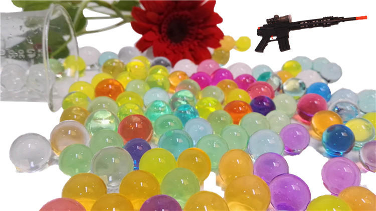 Biodegradable Gel Water Beads Crystal Mud for Party Candles