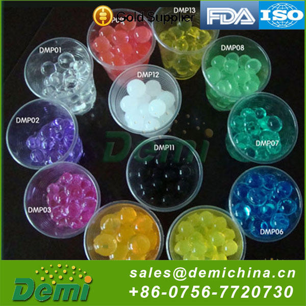Crystal soil water beads jelly balls mud,jelly water crystal