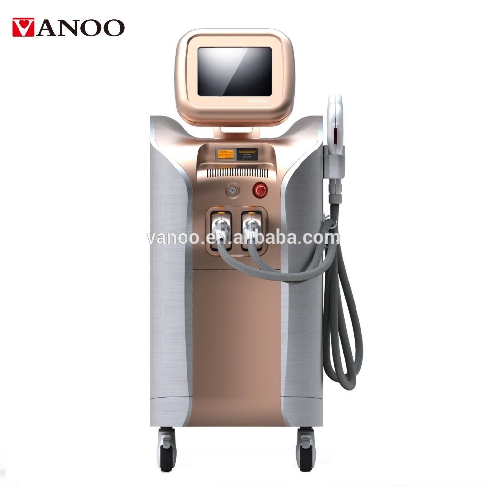 IPL SHR hair removal and skin rejuvenation system alma laser harmony spa shr ipl hair removal series