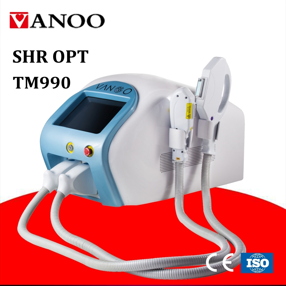 Vanoo SHR ipl beauty machine for hair removal and skin rejuvenation