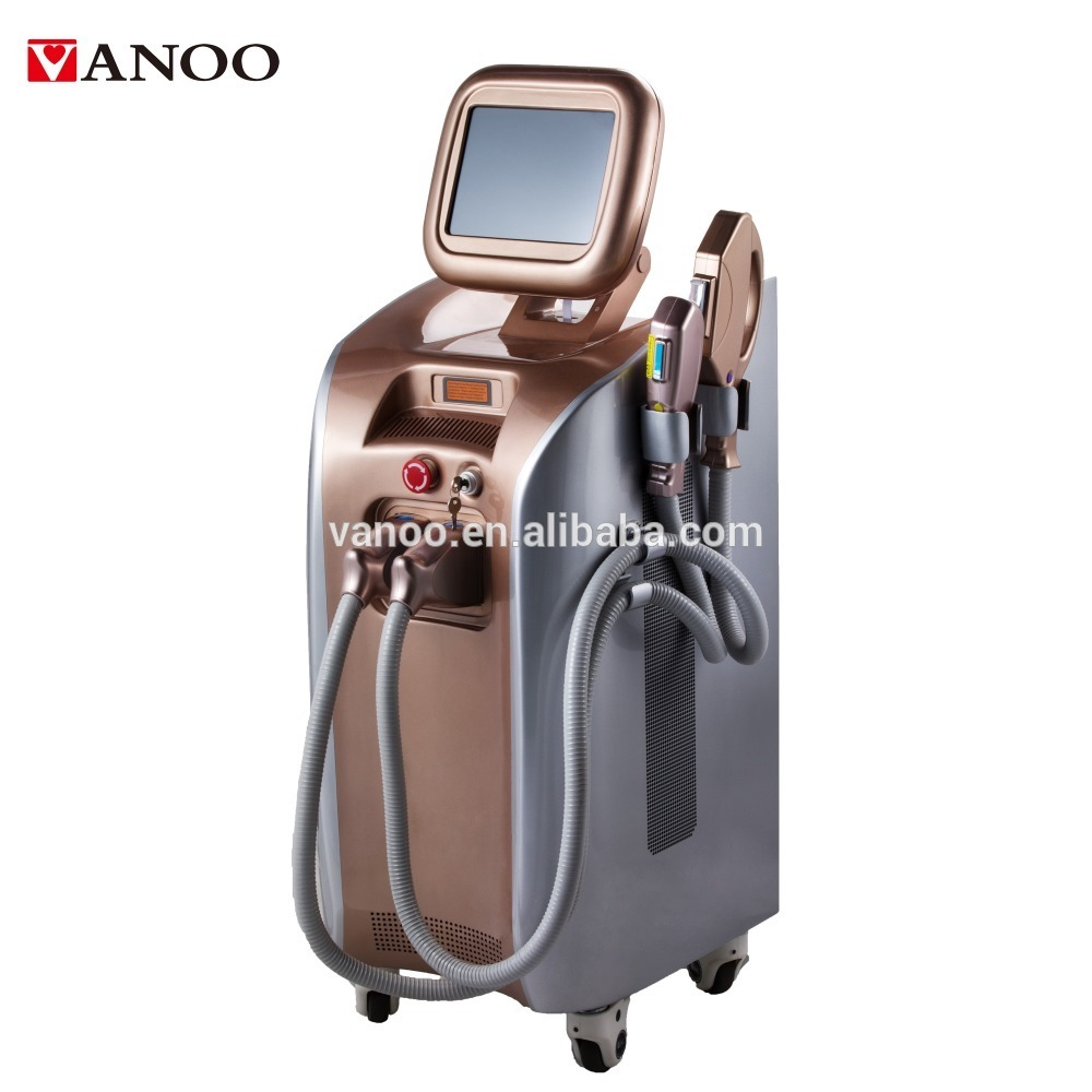 2000w big power hair removal machine IPL SHR OPT laser hair removal machine