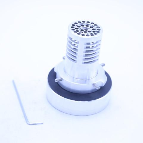 Aluminum anti fuel theft siphon fuel anti theft fuel cap