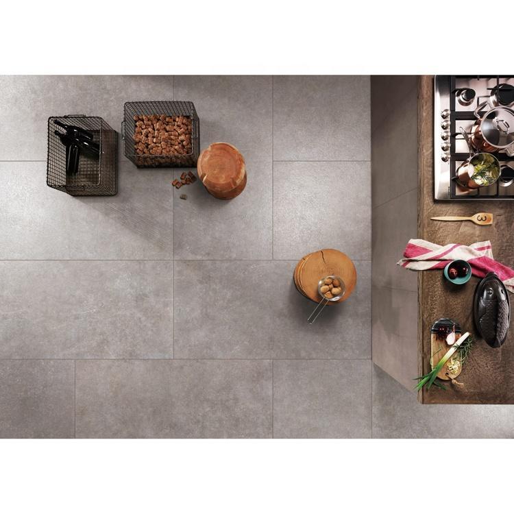 Digital living rooms 20ft container ceramic tiles