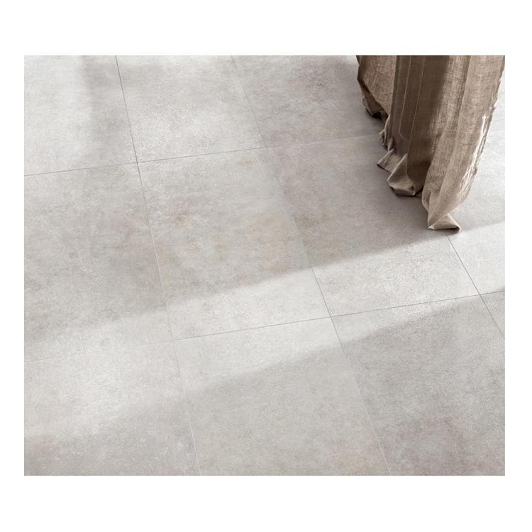 Matt grey Rustic floor ceramic tile designs