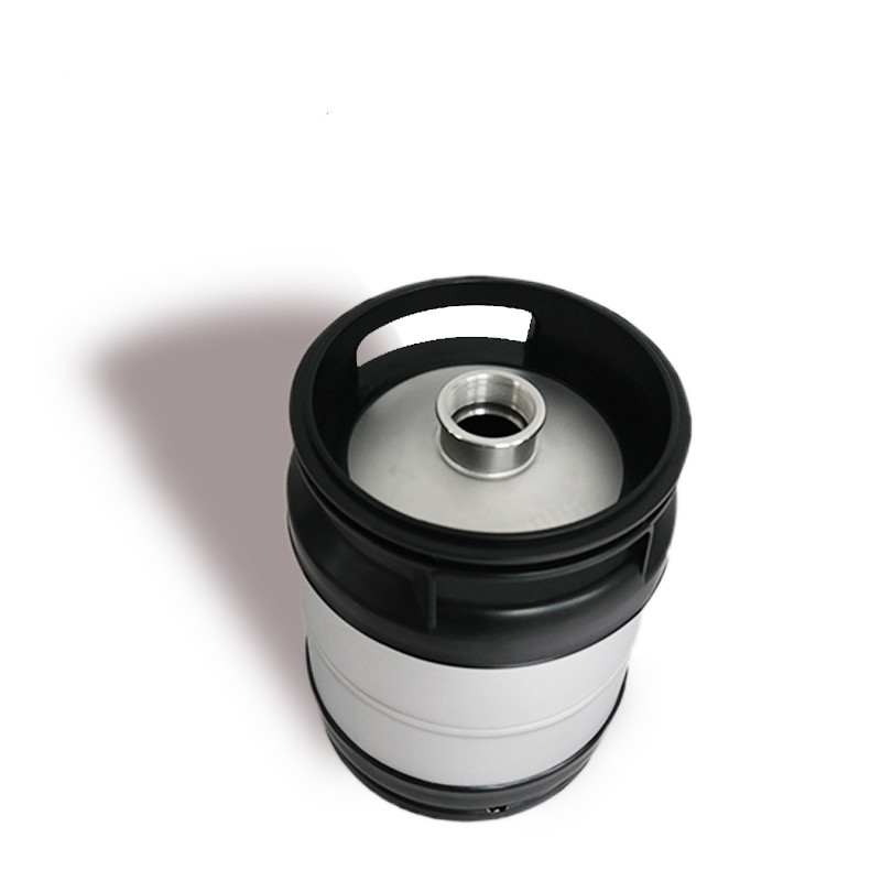 accept small order keg 304 stainless steel ECO and RSR 10l 15l 20l drum beer keg