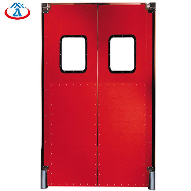 90 minutes fire rated steel doors sound insulation fire proof door