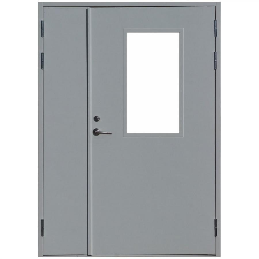 SafetyFireproof Sound InsulationEmergency Exit Fire-rated Security Door