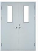 Top Quality Fire Resistance Fireproof Exit Emergency Door