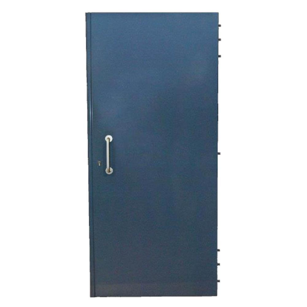 Cheap price 30 60 120 min certificate steel fire rated exit door