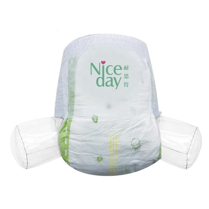 Cute baby disposable baby diaper OEM or wholesale pull up baby diaper in best quality