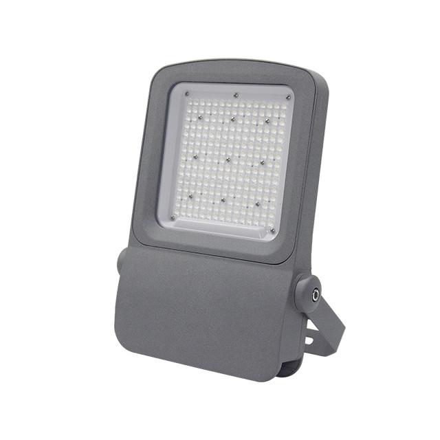 2019 hot sell CHZ technology 100-277V 150W Square LED flood light 130lm/w SMD3030 for stadium lighting