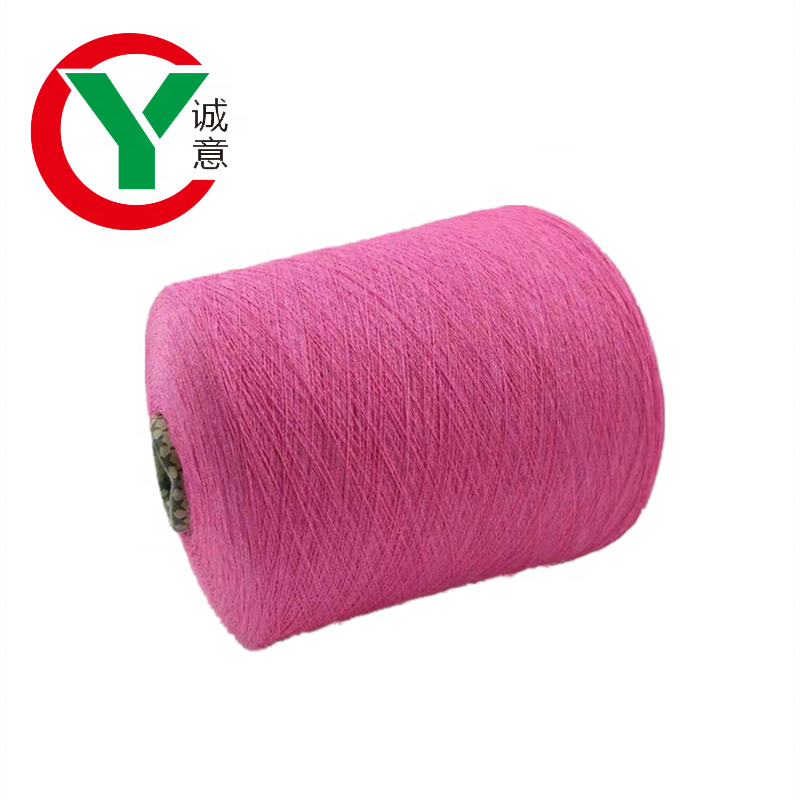 Factory direct sales 2/30s 80%viscose 20%nylon high twist yarn with free sample