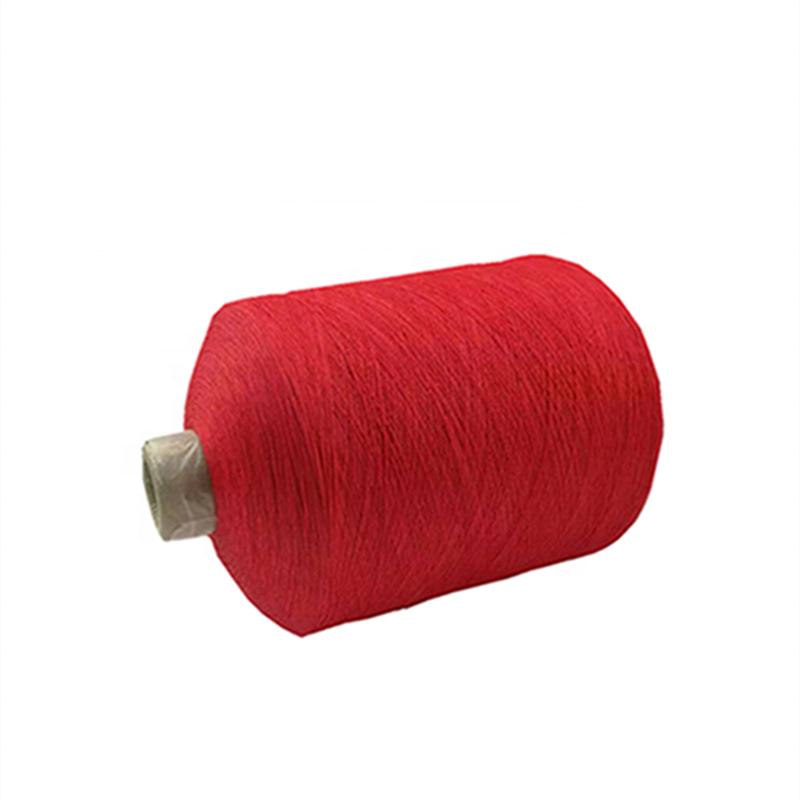 Factory direct sales 2/24NM 65%viscose 35%nylon high twist yarn for knitting