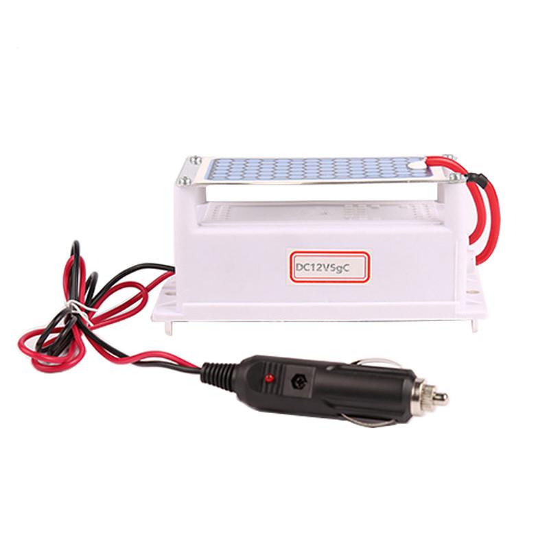 DIY Mini Home 12V 5g 10g Car Ozone Generator Machine Purifiers