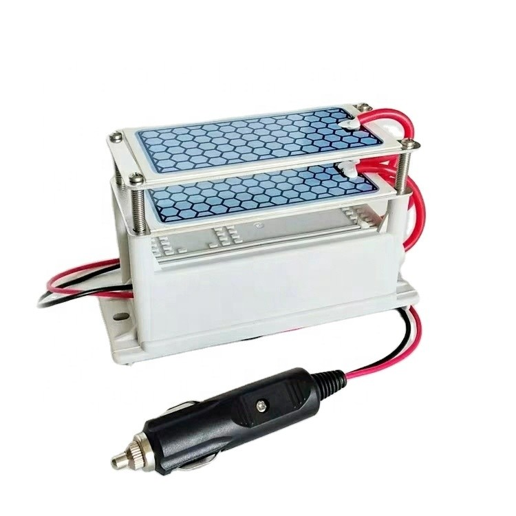 12V 10g ozone generator for disinfect best seller in Peru Thailand Mexico