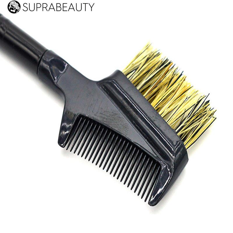 Professional eyebrow brush lash and brow groomer