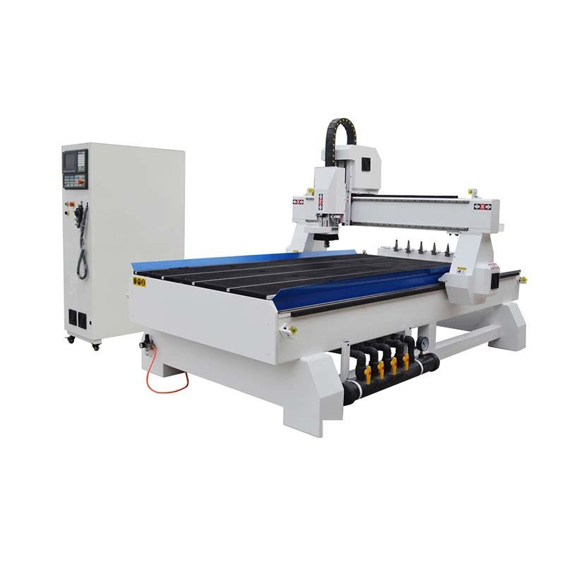 1325 ATC CNC Wood Router For Door Making With CE For Wood MDF Plastic