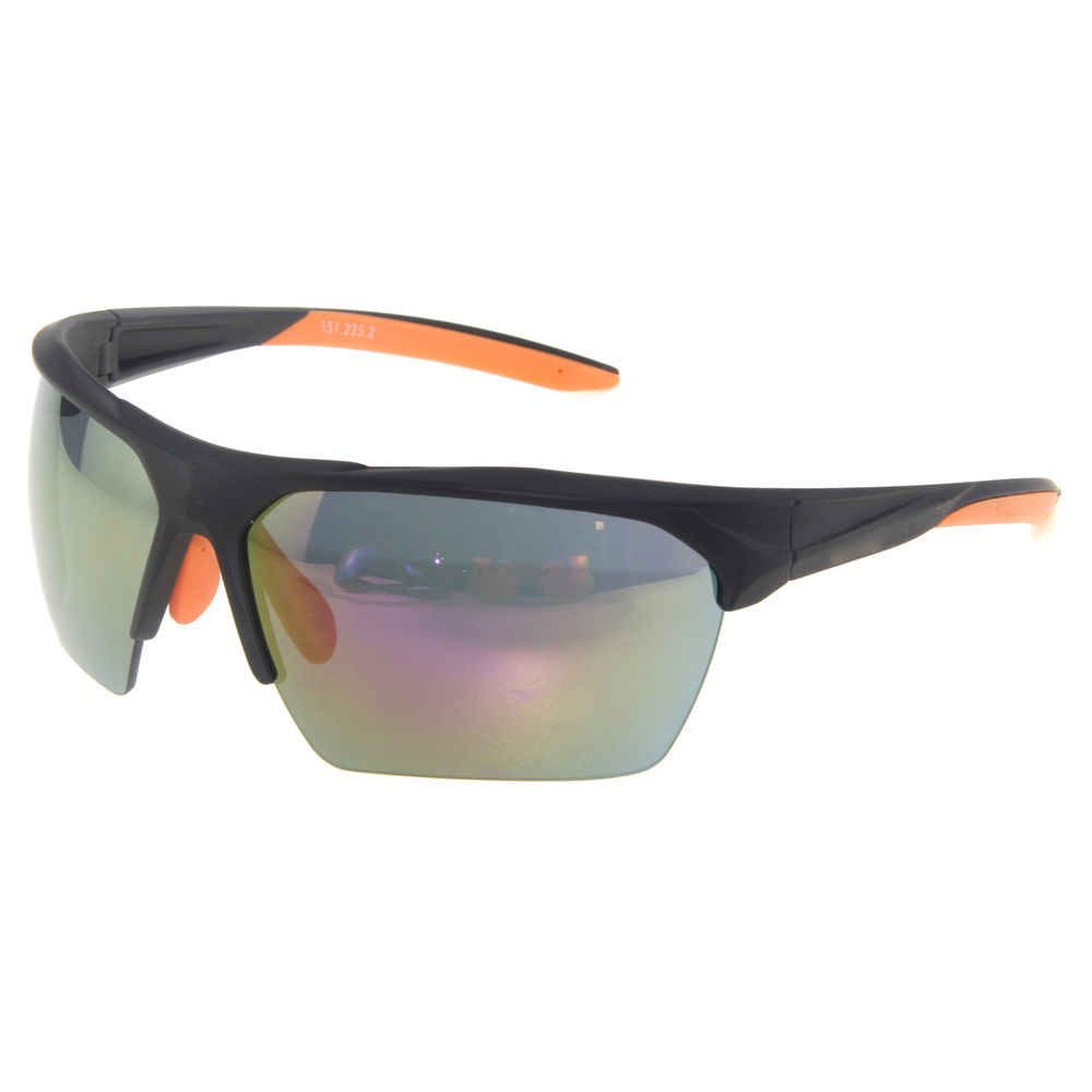 EUGENIA 2020 New Small Batch Reservation Personality Men Sports Sunglasses