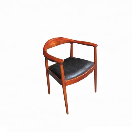 Wood frame unfinished solid bentwood dining modern design chair