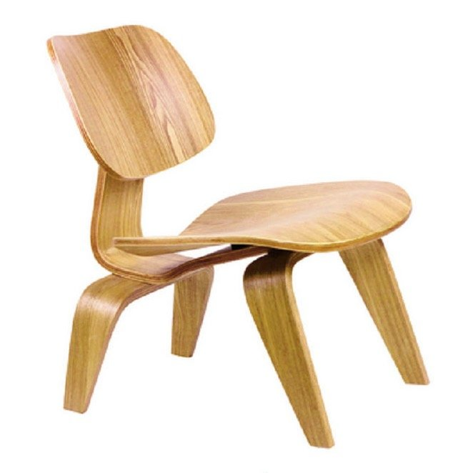 Hot sale high qualitywooden chair leisure lounge bent plywood chair in vietnam