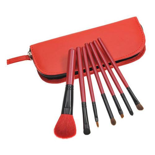 White Makeup Golf Hello Kitty Synthetic Kabuki Dual Private Label Brush Make Up Set