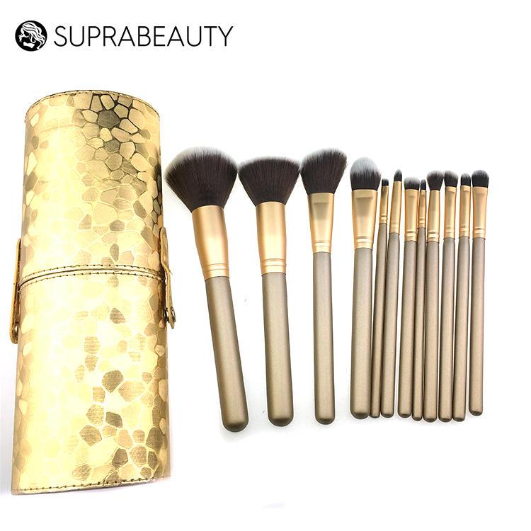 Long Duration Time Professional Makeup 12pcs Brush Set Wholesale