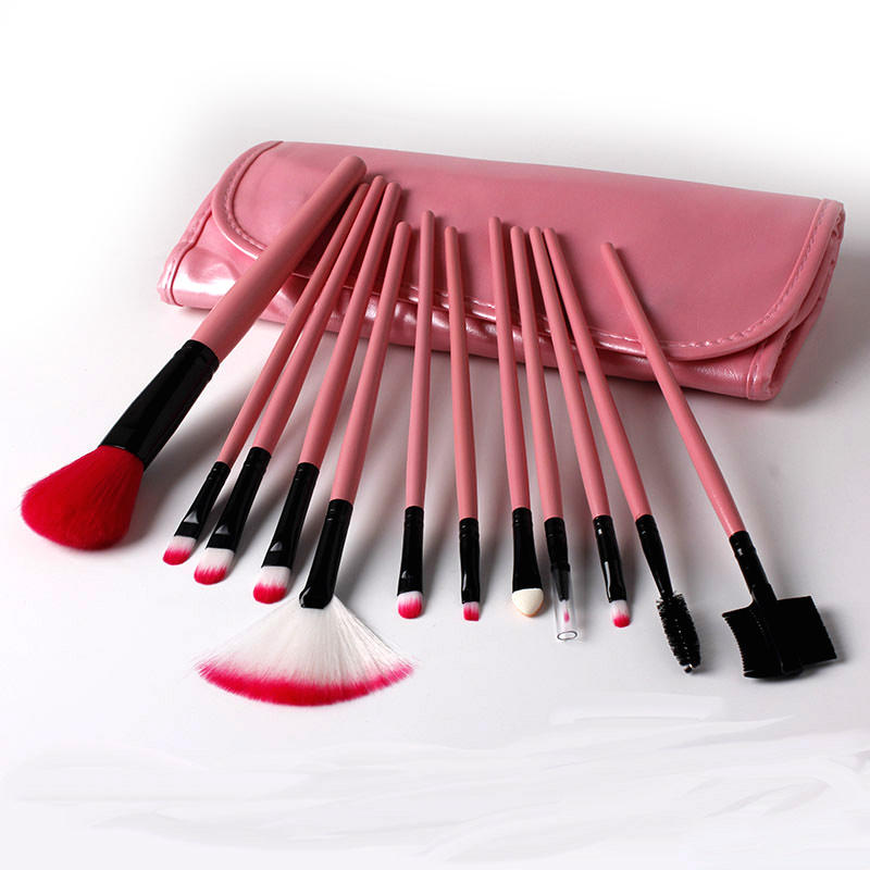 Top quality Professional Cosmetic Makeup Brush Women Foundation Eyeshadow Eyeliner all makeup brushes set