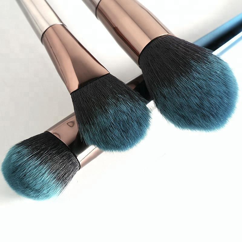 Unicorn Professional Cosmetic Set Foundation Private Label Makeup Brush