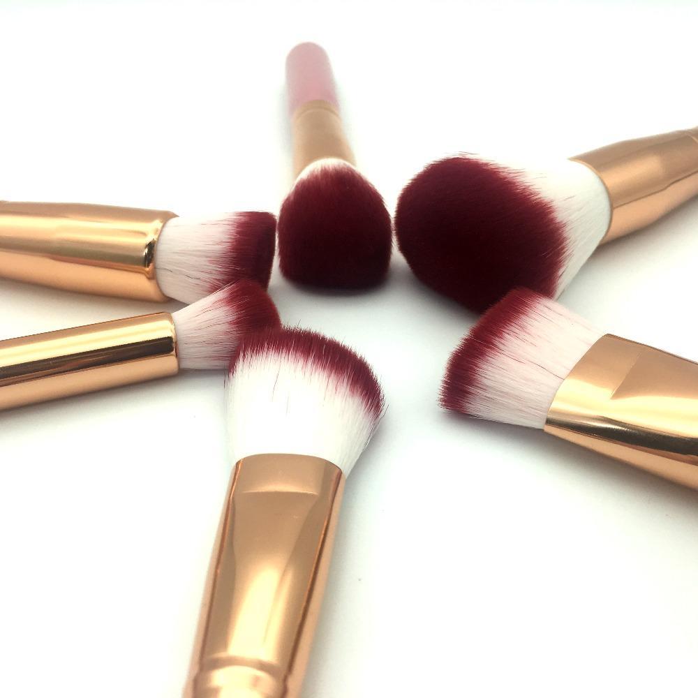 Best cosmetic Beauty makeup brush Fashional custom logo makeup brush set online