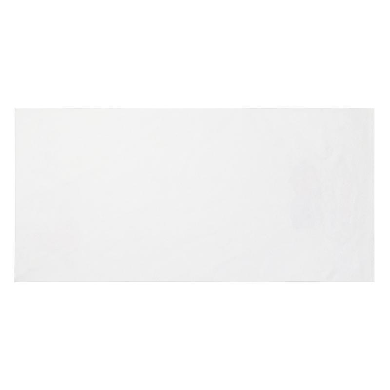 Custom Quick Dry Large Thick White Microfiber Beach Towel