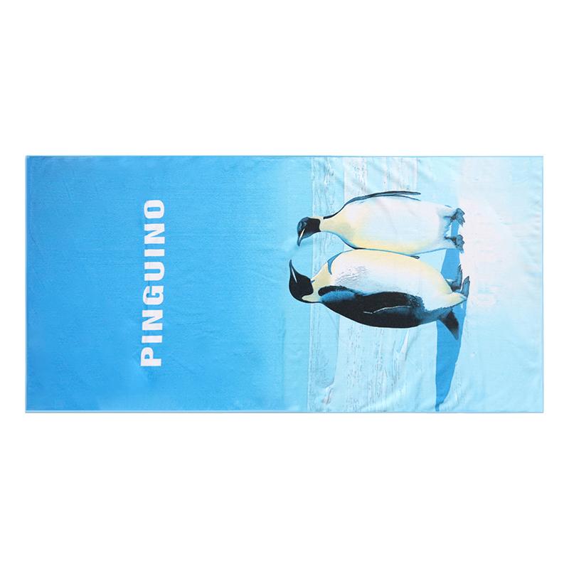 Wholesale Photo Printed Microfiber Beach Towel Custom for Seaside Use