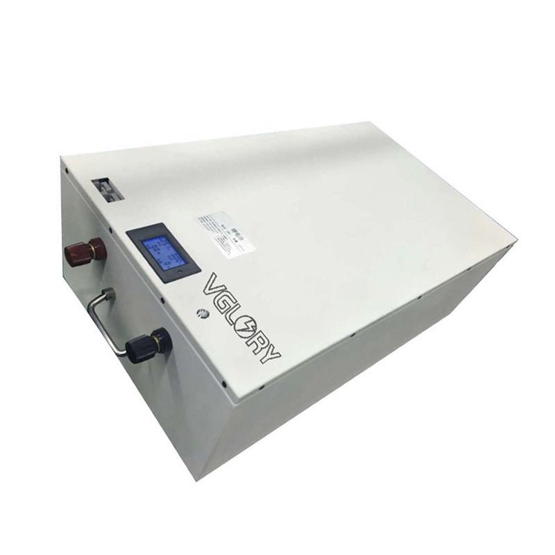 OEM accept Custom capacity lithium 48v battery pack 48v 100ah