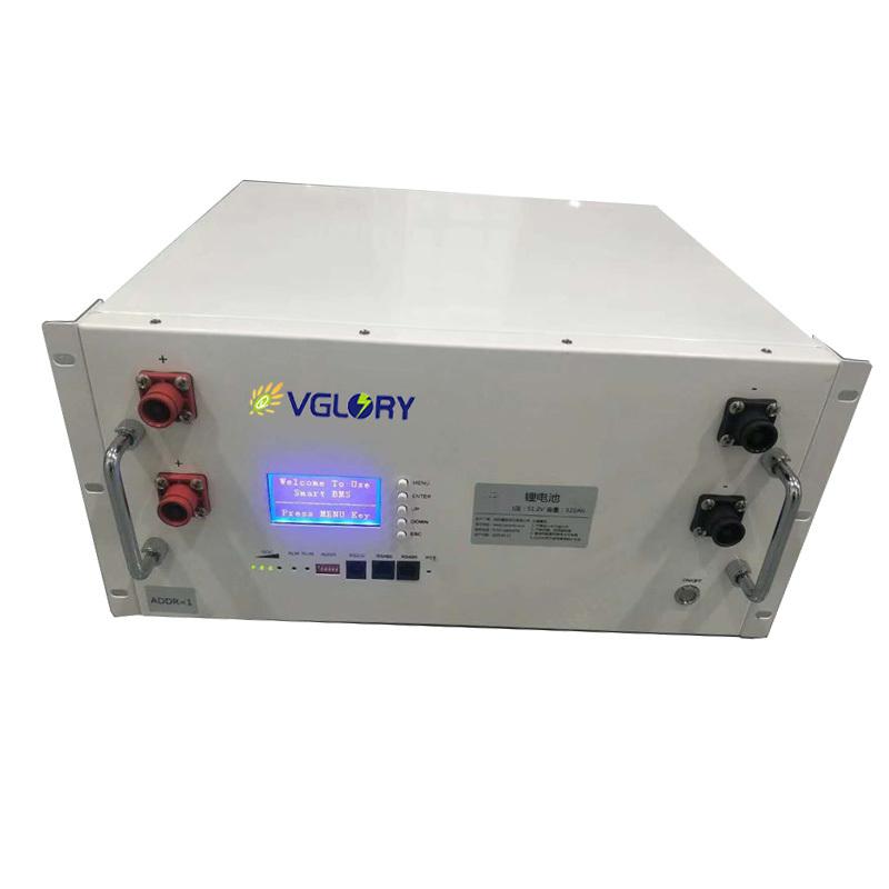 Battery Cells Telecom Solar Lifepo4 48v Batteries Energy Backup For Communication Base Station