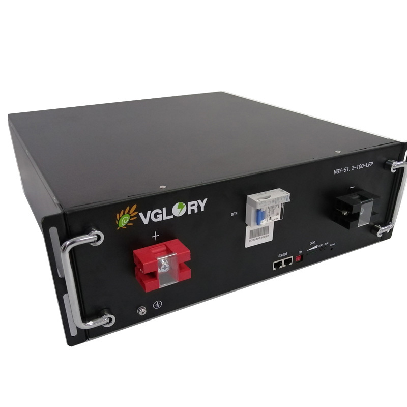 Base Standby 100ah Power Supply Lifepo4 Battery Used For Communication Station Energy Storage
