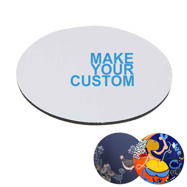 Tigerwings Blank Sublimation Mouse Pad, Wholesale Non Print Mousepad for Custom Printing