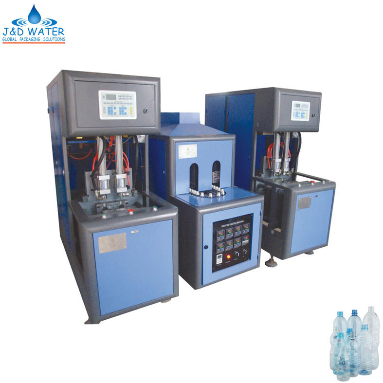 Model JND-880 total power 7KW voltage 380V semi-automatic blowing molding machine