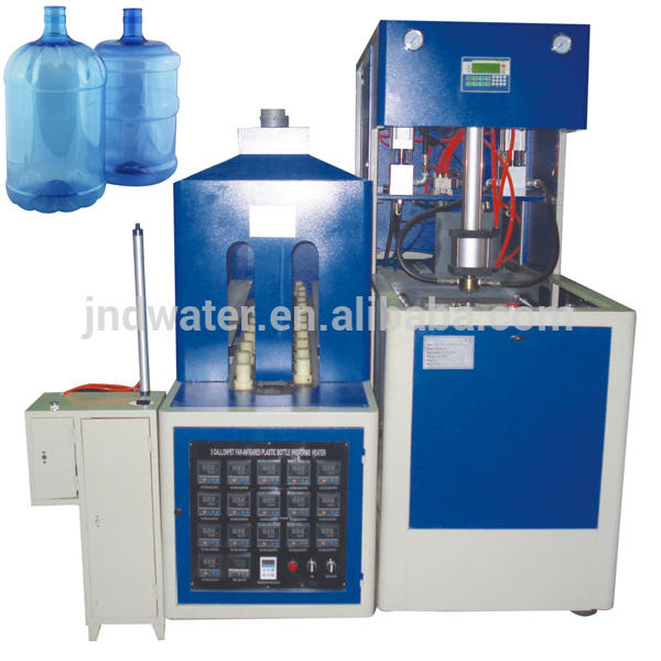 3-6 Gallon Bottle Semi-auto Strect Blow Moulding Machine
