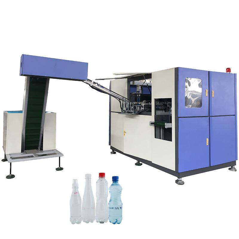 Automatic 1L 2 L 5 L ce certification pet plastic water bottle making machine price